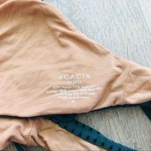 acacia swimwear Swim - Acacia Mesh Bikini Top